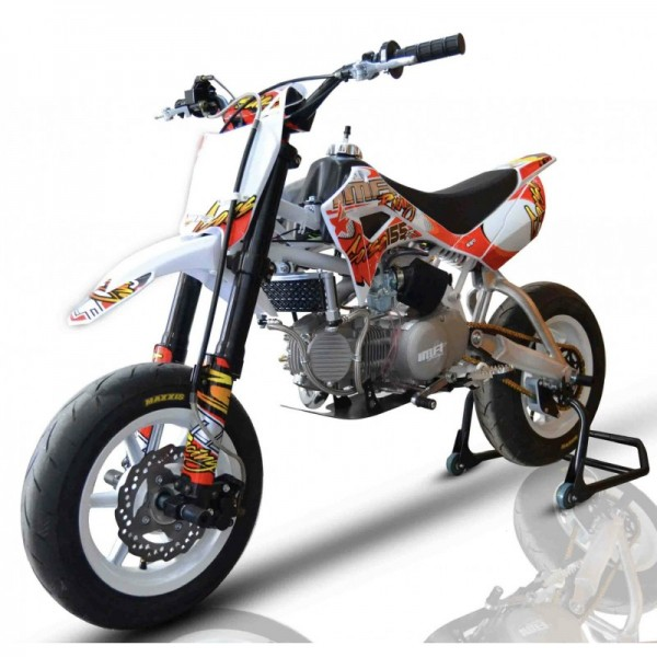 Pitbike IMR Corse 155 RR - 16 PS, in der Kiste