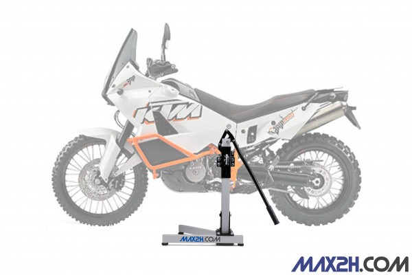 Motorcycle central stand EVOLIFT KTM 990 06-13