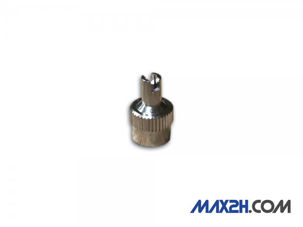Metall Ventilkappe mit Schlüssel