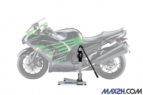 Motorcycle central stand EVOLIFT Kawasaki ZZR 1400 06-17
