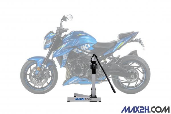 Lève moto centrale EVOLIFT Suzuki GSX-S 750 17-