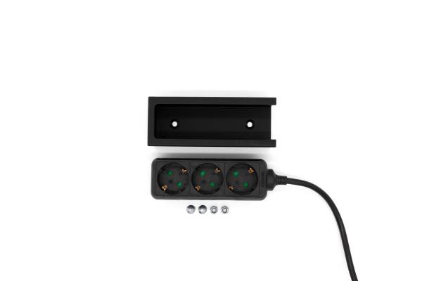 Central stand EVOLIFT socket holder add-on set