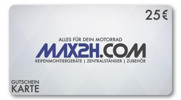 WERTGUTSCHEIN - Schenke Motorradfreude