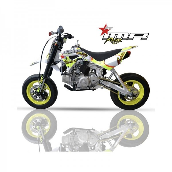 Pitbike IMR Corse 190 RR - 19 PS, in der Kiste
