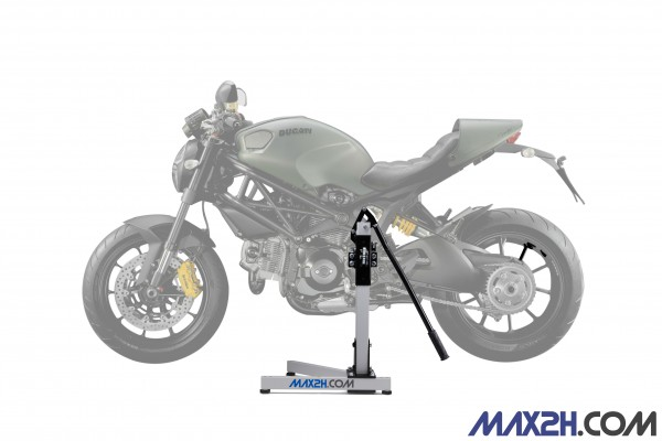 Motorcycle central stand EVOLIFT Ducati Monster 1100 09-10