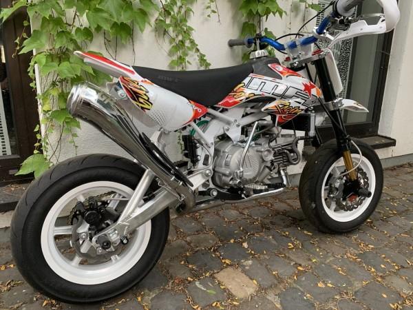 GP Auspuff mit DB-Killer (IMR 155)