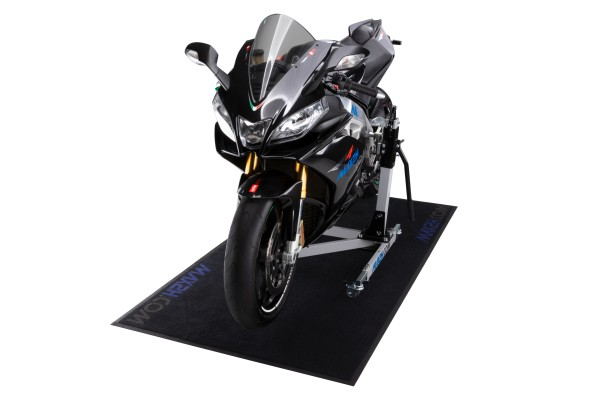 Motorcycle carpet