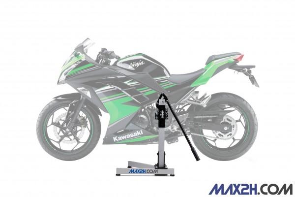 Motorcycle central stand EVOLIFT Kawasaki Ninja 300 13-17