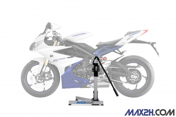 Motorcycle central stand EVOLIFT Triumph Daytona 675 / R 06-16