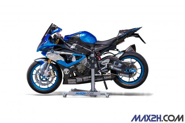 Zentralständer EVOLIFT für Kawasaki Motorräder