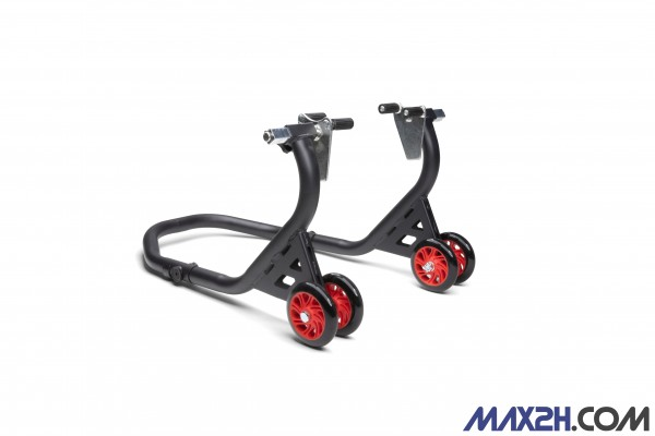 Front wheel stand