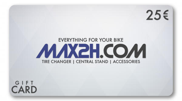 GIFT CARD- perfect gift for motolovers