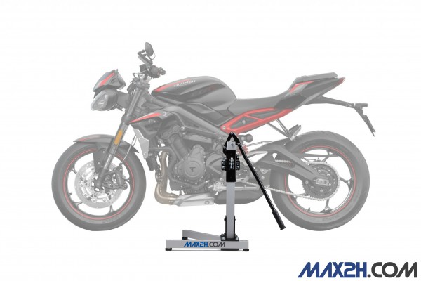 Motorcycle central stand EVOLIFT Triumph Street Triple 06-